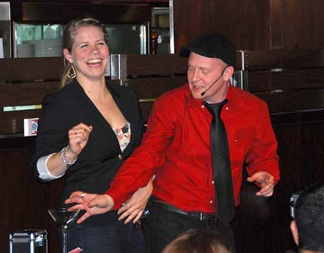 toronto magician laughter